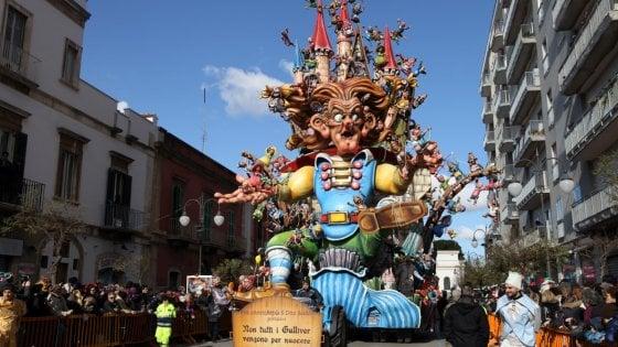 Da Fano a Viareggio, i mille volti del Carnevale di casa nostra