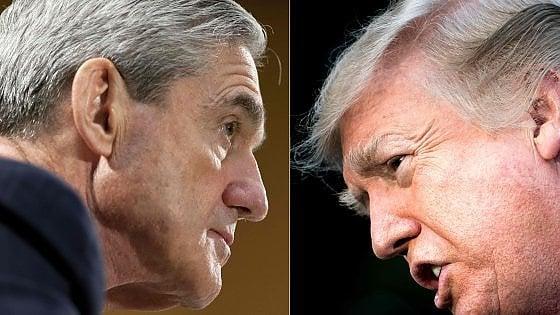 """Usa, New York Times: """"Trump ordinò di licenziare Mueller. Dissuaso dai suoi  legali"""""""