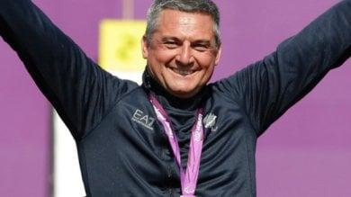 """Oscar De Pellegrin ha fatto centro: """"Lo sport è un maestro di vita"""""""