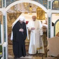 Papa Francesco alle badanti ucraine: