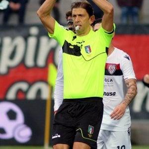 """Var, la domenica nera. Zenga: """"E' meglio riderci sopra..."""". Milan-Lazio: con il braccio la rete di Cutrone"""