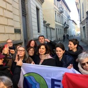 """Boldrini a Busto Arsizio: """"CasaPound in Parlamento? Evitate di fare errori"""""""