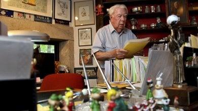 Fumetti, addio a Mort Walker, creatore  del soldato Beetle Bailey. Aveva 94 anni