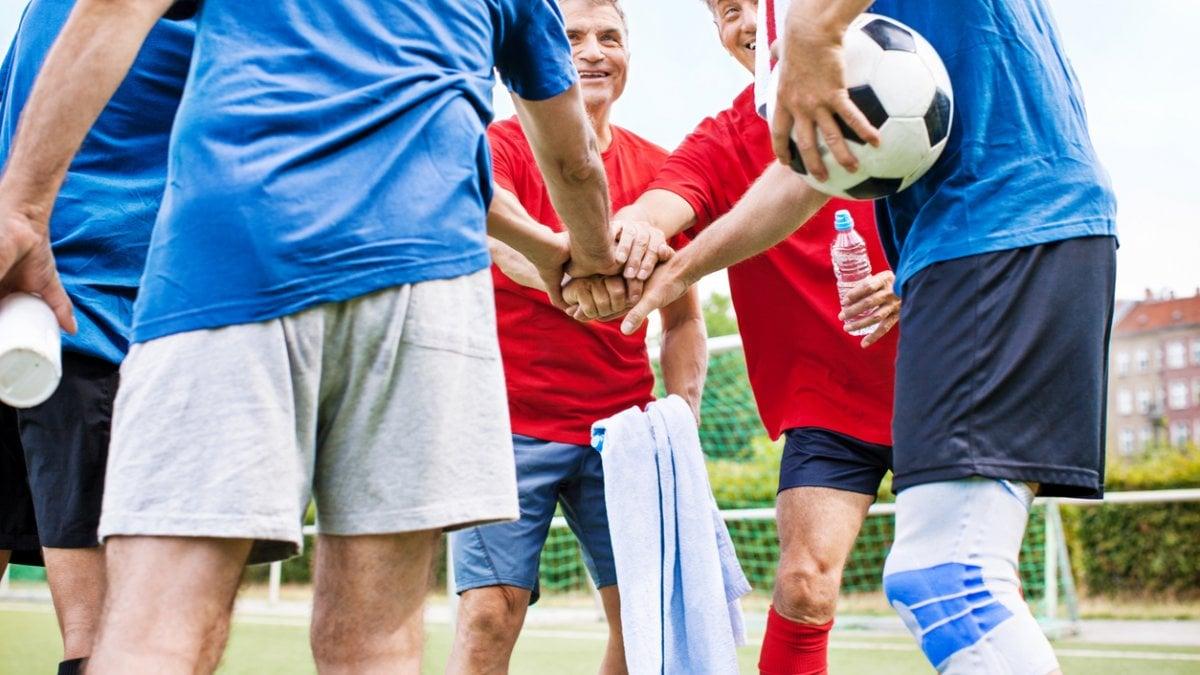 Il segreto della longevit giocare a calcio due volte a for Sono due in una partita di calcio
