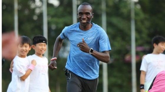 La strategia del sorriso: così il buon umore aiuta a vincere la maratona