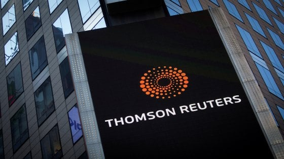 Blackstone pronta ad acquisire il 55% di Thomson Reuters