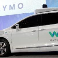 Fca fornirà a Google migliaia di Chrysler per il lancio dei taxi a guida autonoma