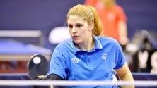 """Tennis da tavolo, a Messina tre giorni con la """"leggenda"""" Giada Rossi"""