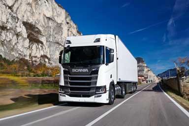 Scania e Northvolt insieme: il camion elettrico si avvicina