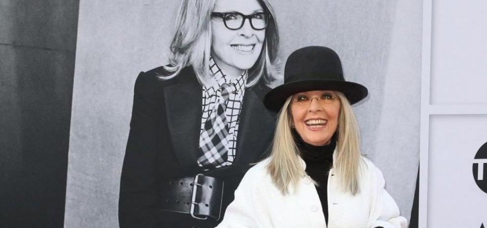 """Diane Keaton difende Woody Allen dalle accuse di molestie: """"È mio amico e gli credo"""""""