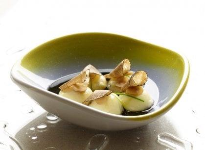 Tra colombacci, spirulina e limoni di mare, l'illusionismo gastronomico di Giuliano Baldessari