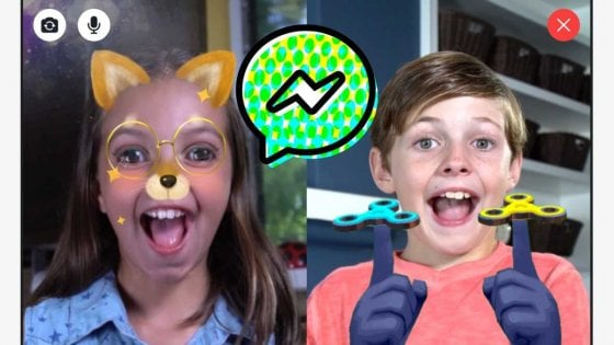 """""""Bambini indifesi, chiudete Messenger Kids"""". L'appello di medici, genitori e avvocati a Facebook"""