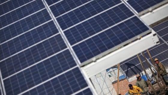 Rinnovabili: nel 2017 hanno erogato più elettricità del carbone