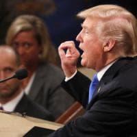 Il presidente attacca Mosca, Pechino, Iran e Corea del Nord e chiede il riarmo nucleare degli Usa