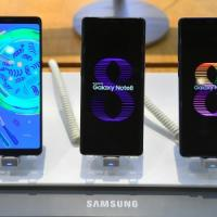 Samsung, conti da record nel quarto trimestre dell'anno