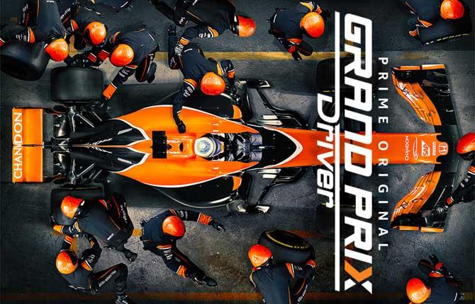 """""""Grand Prix Driver"""", che show"""
