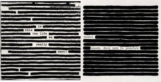 Roger Waters ha 'copiato' in buona fede: accordo raggiunto con Emilio Isgrò