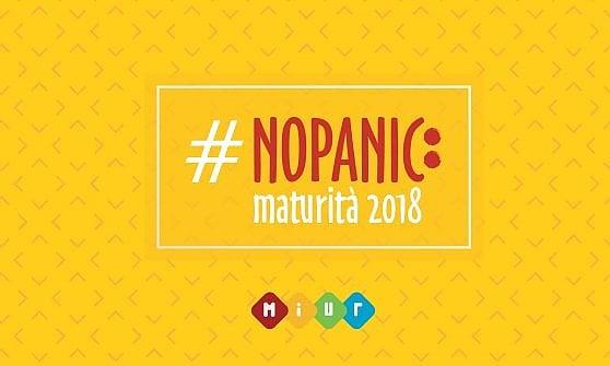 Maturità 2018? #nopanic!