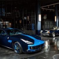 """""""Azzurra"""": ecco la nuova Ferrari di Lapo"""