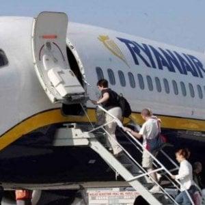 Turisti questa estate a bordo con il bagaglio