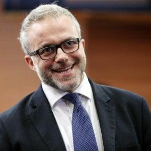 Il direttore dell'Agenzia delle Entrate-Riscossione Ernesto Maria Ruffini