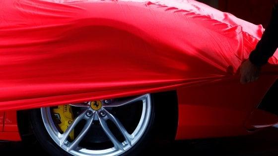 Ferrari, vola in Borsa dopo i conti