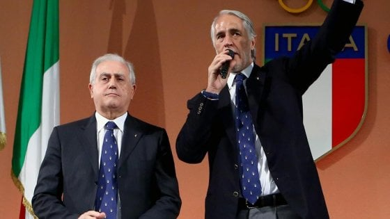 Calcio, Fabbricini commissario straordinario della Figc, Malagò della Lega di A