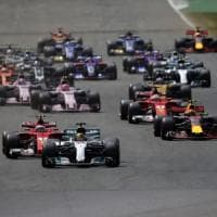F1, cambiano anche gli orari dei Gran Premi: in Europa il via alle 15.10