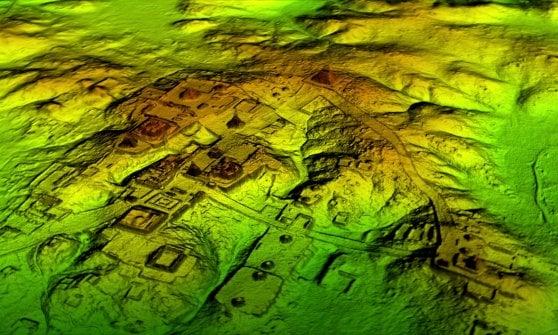 La realtà aumentata svela gli insediamenti Maya nascosti dalla foresta