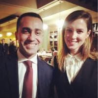 M5s, Di Maio e la foto con Alessia D'Alessandro: