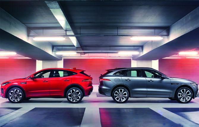 Jaguar Land Rover, sua la leadership fra i produttori di auto e motori nel Regno Unito