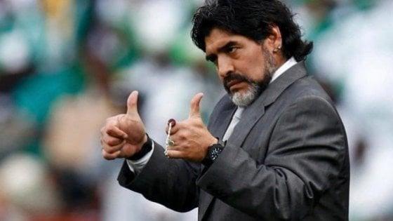 Maradona lo insulta: arriva la vendetta di Trump