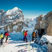 Dolomiti. Con gli sci sulle tracce della Grande Guerra