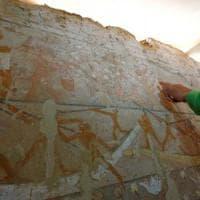 Affreschi e scimmie danzanti in una tomba egizia di 4000 anni fa