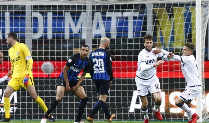 Inter-Crotone 1-1: Barberis risponde ad Eder, i nerazzurri non sanno più vincere