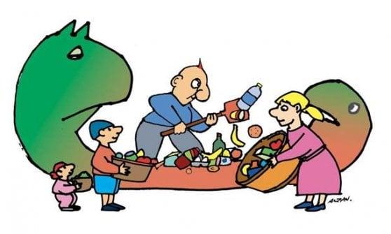 Spreco Alimentare, tutti i modi per distribuire il cibo che finirebbe nei rifiuti
