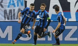 Atalanta-Chievo 1-0, Mancini tiene i nerazzurri in zona Europa