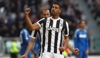 Le pagelle di Juventus-Sassuolo: Khedira decisivo, disastro Lemos