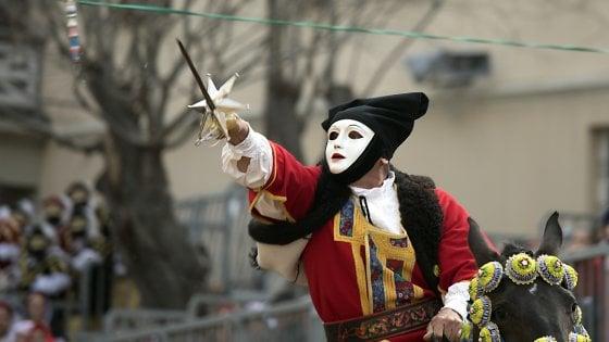 L'antico rito della Sartiglia rivive anche quest'anno