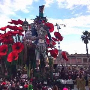 L'industria del Carnevale, affari da 5 milioni al giorno