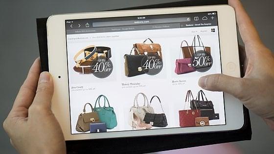 E-commerce, l'85% degli utenti italiani compra da siti stranieri