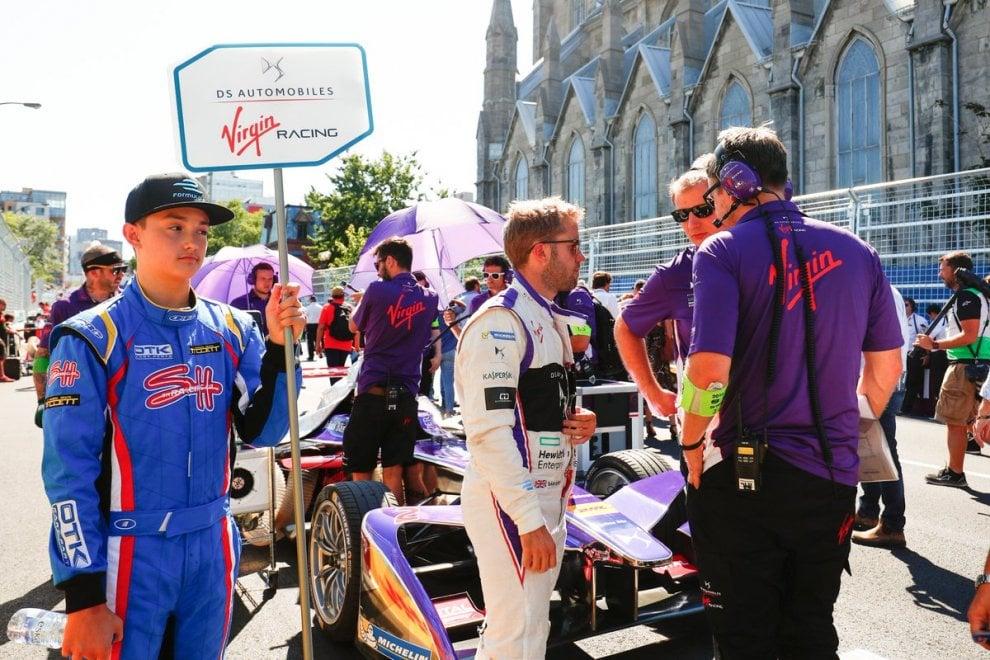 """F1: addio ragazze, arrivano i """"grid kids"""""""