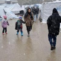 Siria, nel Nord Ovest decine di migliaia di persone lottano per sopravvivere