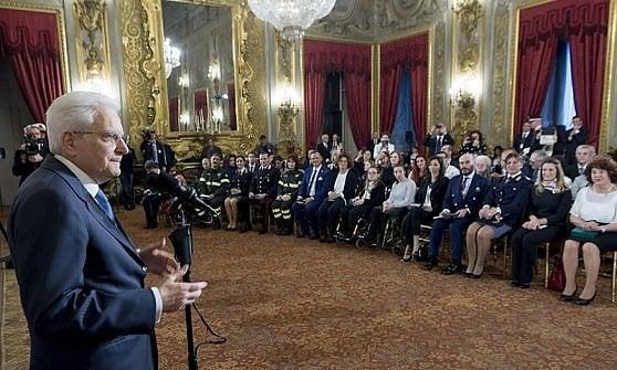 Da Gessica Notaro, simbolo contro le violenze sulle donne, alla preside del sisma: il Quirinale premia gli Eroi civili
