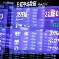 Volatilità a Wall Street, le Borse europee chiudono in forte calo