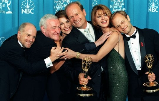 È morto John Mahoney, star della sitcom 'Frasier'