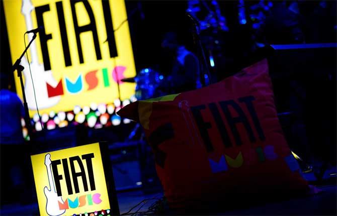 Fiat Music torna protagonista a Sanremo