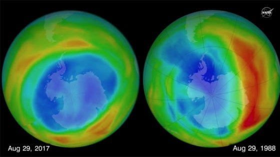 Ozono: il buco si chiude ai poli, ma la situazione peggiora nel resto del pianeta
