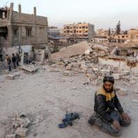 Siria, Ong: