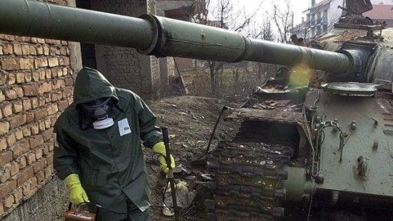 """Uranio, Commissione: """"Inadeguate norme sicurezza militare e negazionismo: risultato devastante"""""""
